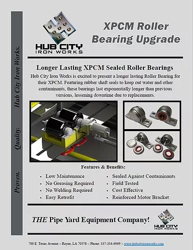 XPCM Roller Bearing Upgrade